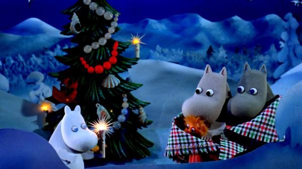 Moomin, Maman Moomin, Papa Moomin