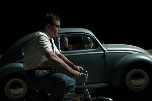 Matt Damon, Glenn Fleshler