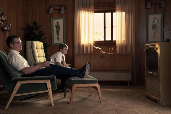 Matt Damon, Noah Jupe