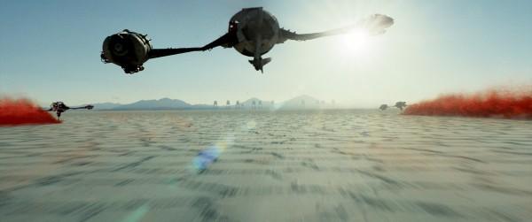 Star Wars : les derniers Jedi, extrait