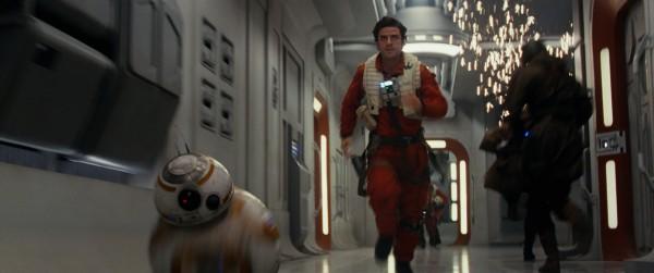 BB-8, Oscar Isaac