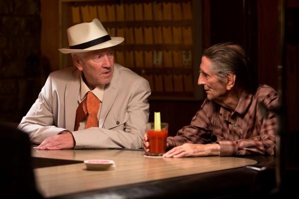 David Lynch, Harry Dean Stanton