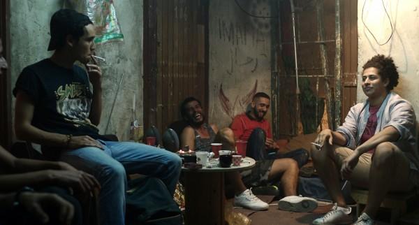 Adam Bessa, personnages, Amine Lansari