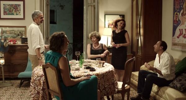 Sami Bouajila, Salima Abada, personnage, Nadia Kaci, Faouzi Bensaïdi