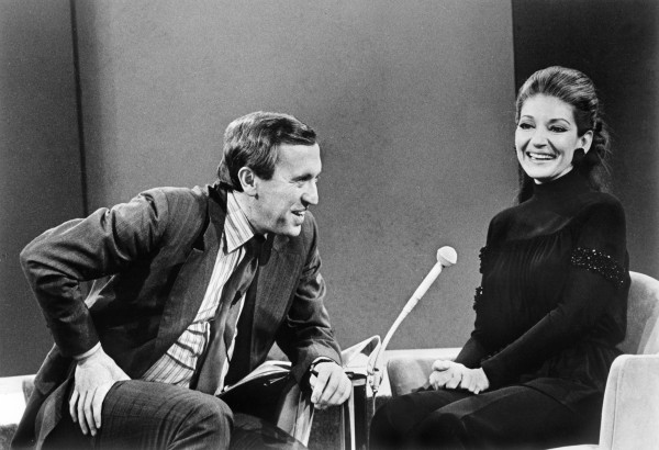 David Frost, Maria Callas, 1970
