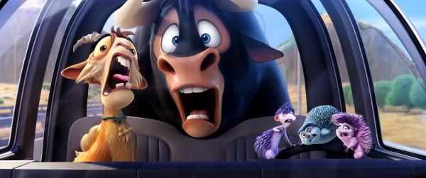 Lupe, Ferdinand, Dos, Cuatro, Una