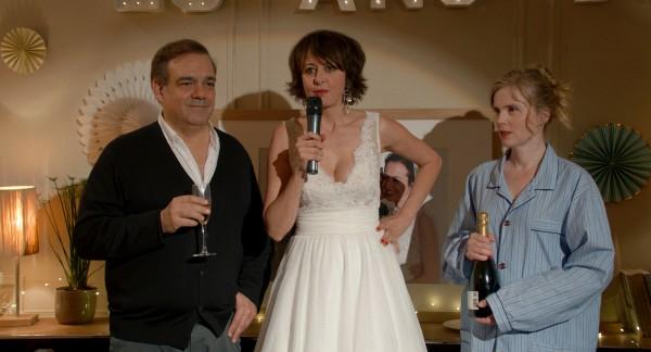 Didier Bourdon, Valérie Bonneton, Isabelle Carré