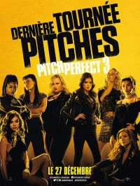 Pitch Perfect 3, Affiche