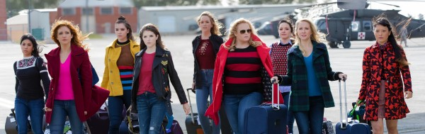 Chrissie Fit, Brittany Snow, Hailee Steinfeld, Anna Kendrick, Kelley Jakle, Rebel Wilson, Shelley Regner, Anna Camp, Hana Mae Lee