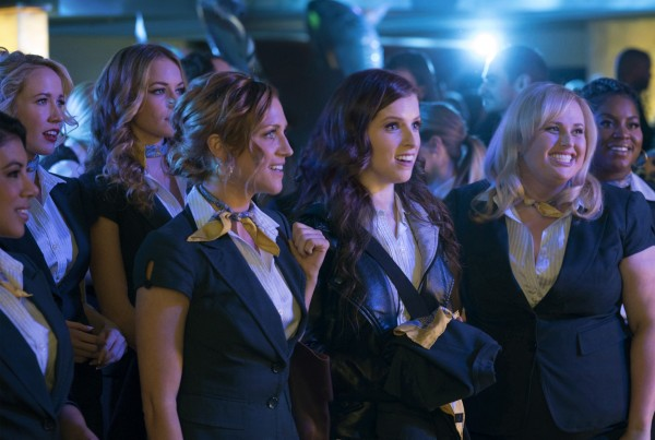 Chrissie Fit, Anna Camp, Alexis Knapp, Brittany Snow, Anna Kendrick, Rebel Wilson, Ester Dean