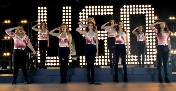 Rebel Wilson, Kelley Jakle, Brittany Snow, Anna Kendrick, Anna Camp, Shelley Regner, Hailee Steinfeld, Chrissie Fit, Hana Mae Lee