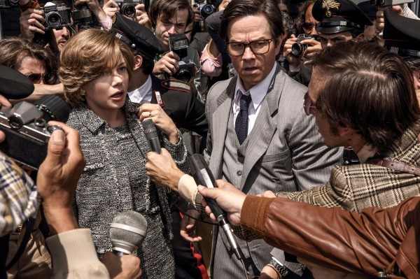 Michelle Williams, Mark Wahlberg
