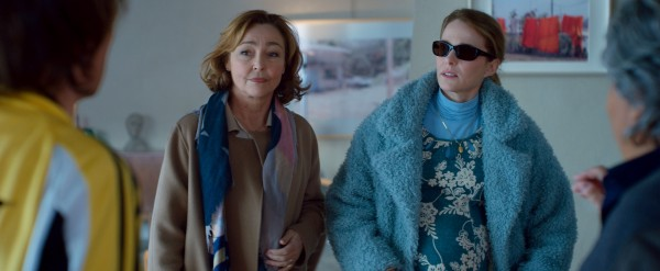 Catherine Frot, Pascale Arbillot