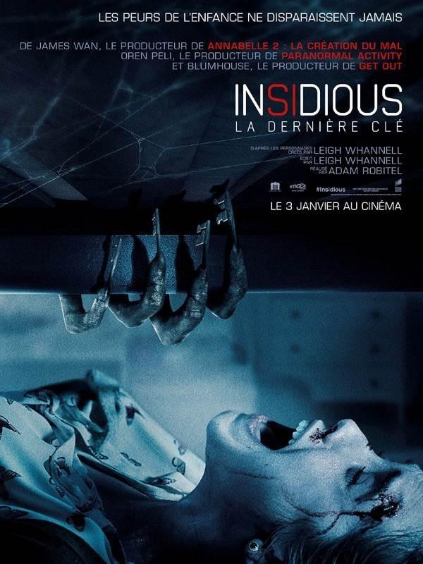 Insidious : la dernière clé, Affiche