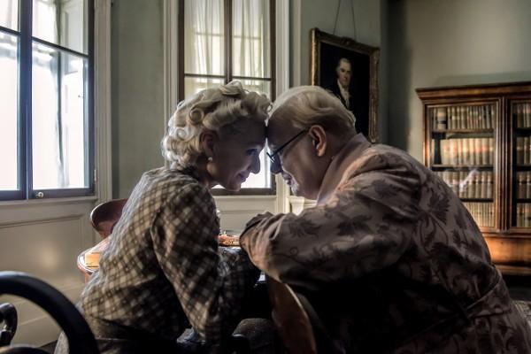Kristin Scott Thomas, Gary Oldman