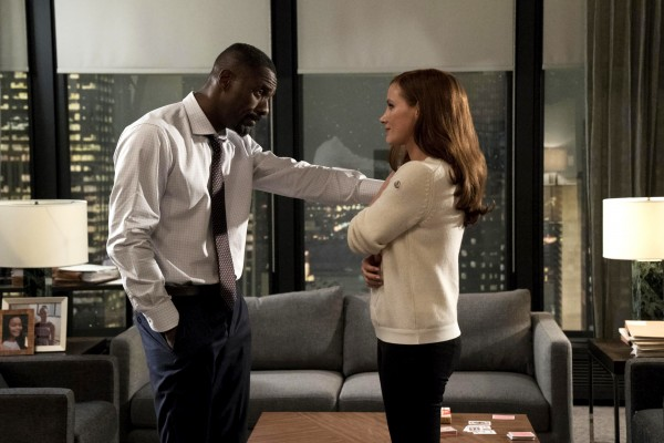 Idris Elba, Jessica Chastain