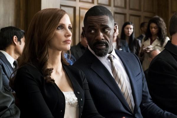 Jessica Chastain, Idris Elba