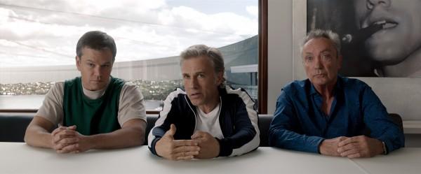 Matt Damon, Christoph Waltz, Udo Kier