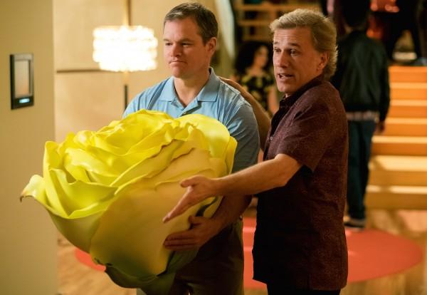 Matt Damon, Christoph Waltz