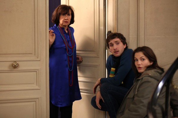 Anne Le Ny, Baptiste Lecaplain, Margot Bancilhon