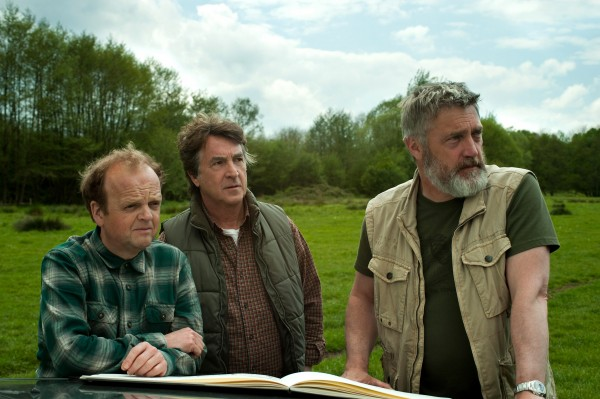 Toby Jones, François Cluzet, Vincent Regan