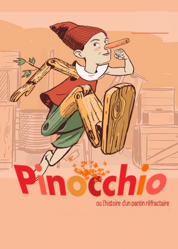 Pinocchio à la Comédie Nation