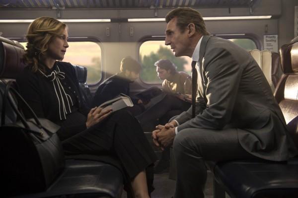 Vera Farmiga, Liam Neeson