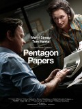 Pentagon Papers, Affiche