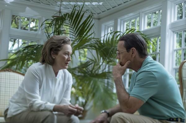 Meryl Streep, Bruce Greenwood