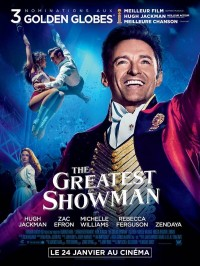 The Greatest Showman, Affiche