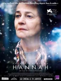 Hannah, Affiche
