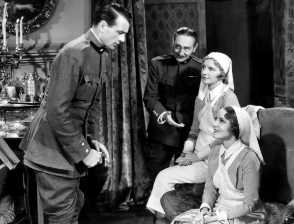 Gary Cooper, Adolphe Menjou, Mary Philips, Helen Hayes