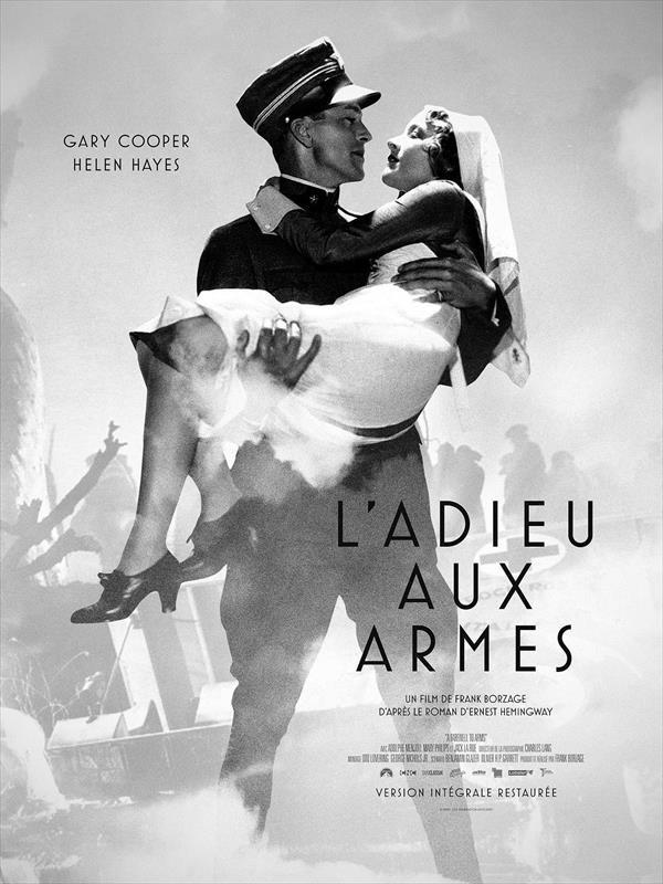 L'Adieu aux armes, affiche version restaurée