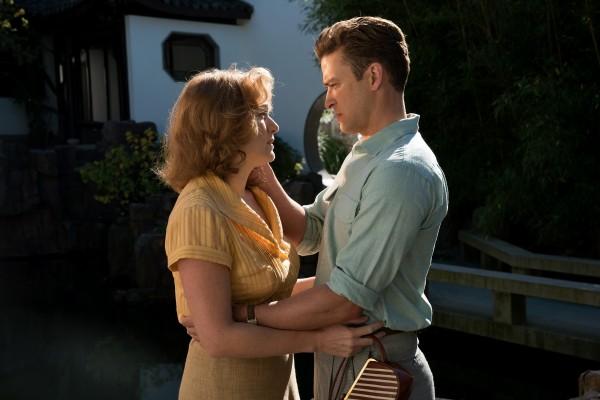 Kate Winslet, Justin Timberlake