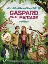 Gaspard va au mariage, Affiche