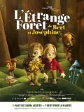 L'Étrange forêt de Bert et Joséphine, Affiche