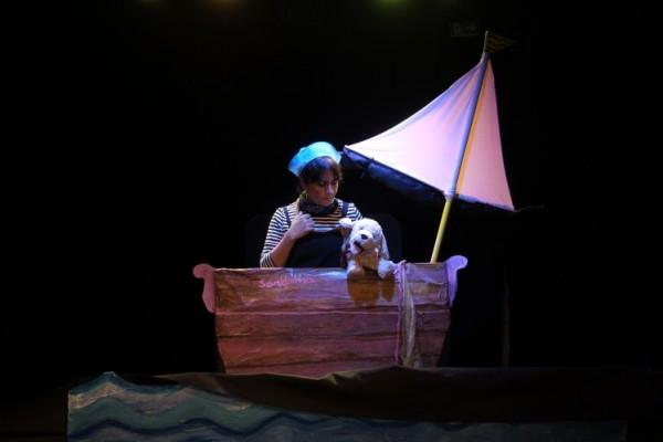 Voyage à la mer