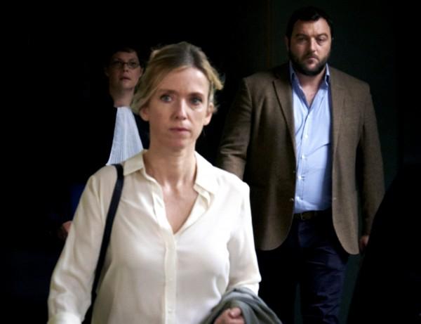 Emilie Incerti-Formentini, Léa Drucker, Denis Ménochet