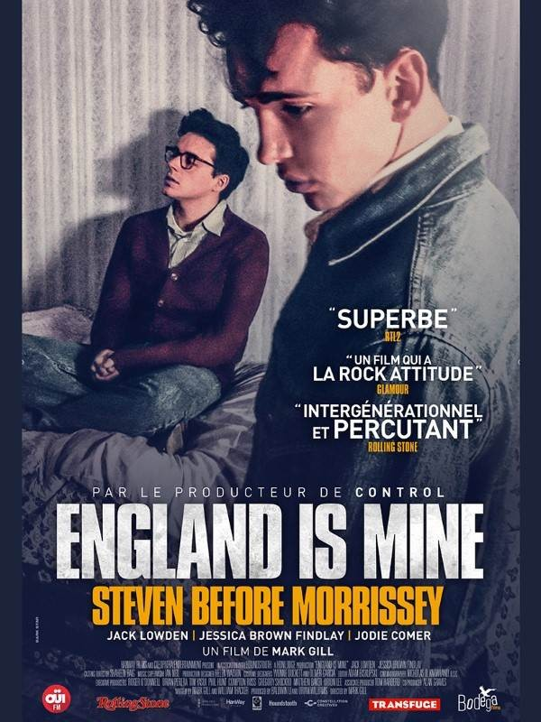 England Is Mine, Affiche