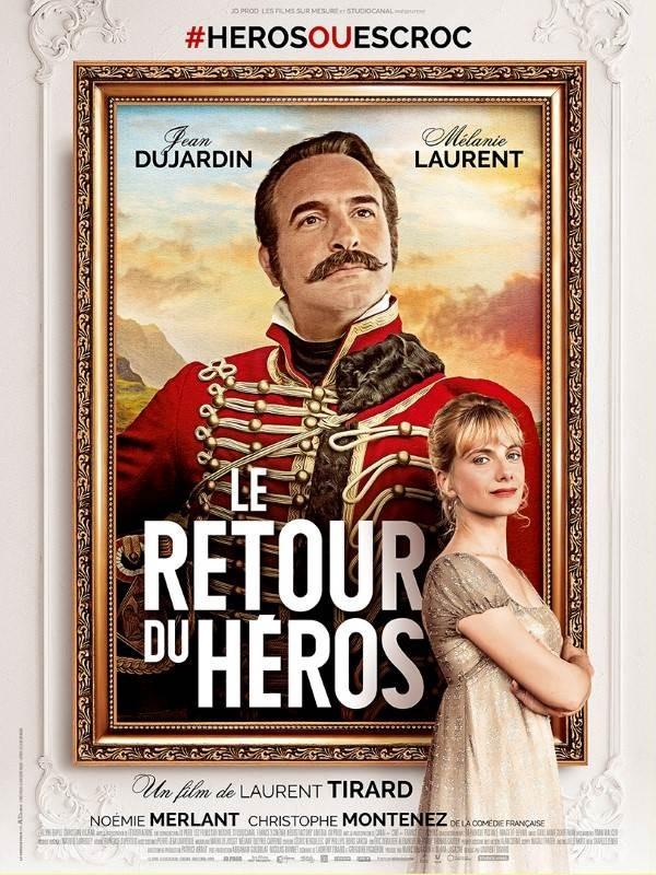 Le Retour du héros, Affiche