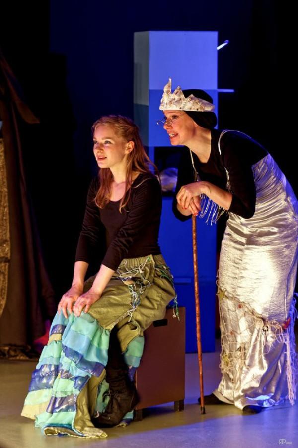 La Petite sirène au Théâtre du Lucernaire