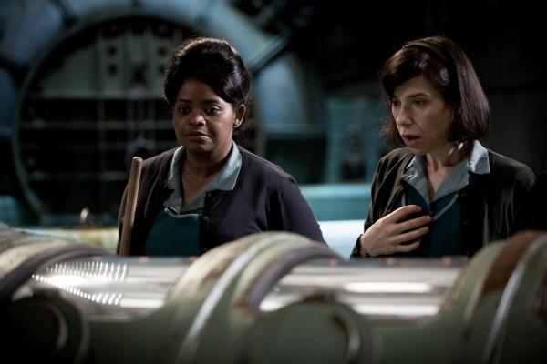 Octavia Spencer, Sally  Hawkins