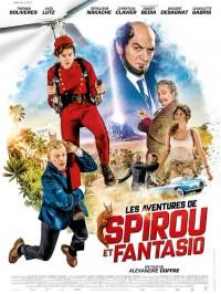 Les Aventures de Spirou et Fantasio, Affiche