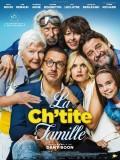 La Ch'tite Famille, Affiche