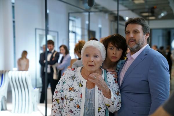 Line Renaud, Valérie Bonneton,  Guy Lecluyse
