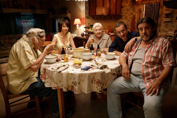 Pierre Richard, Valérie Bonneton, Line Renaud, Dany Boon, Guy Lecluyse