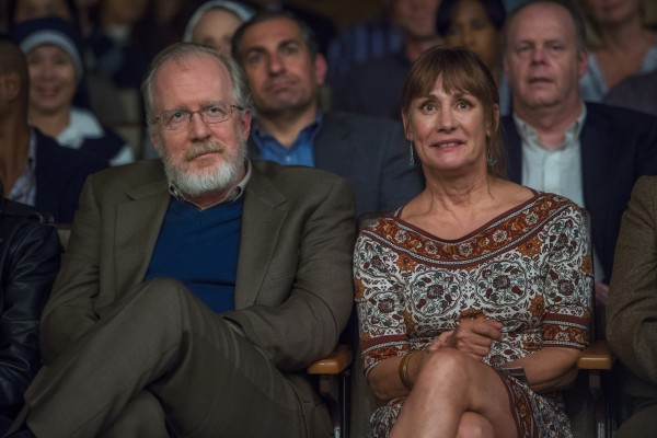 Tracy Letts, Laurie Metcalf