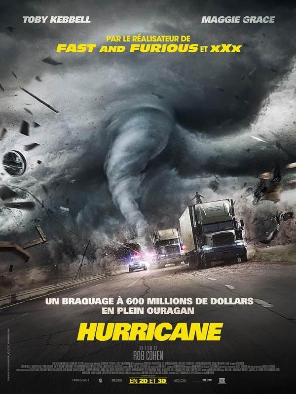 Hurricane, Affiche