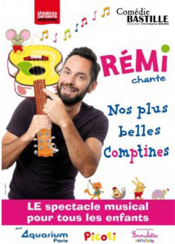 Rémi - Nos plus belles comptines à la Comédie Bastille