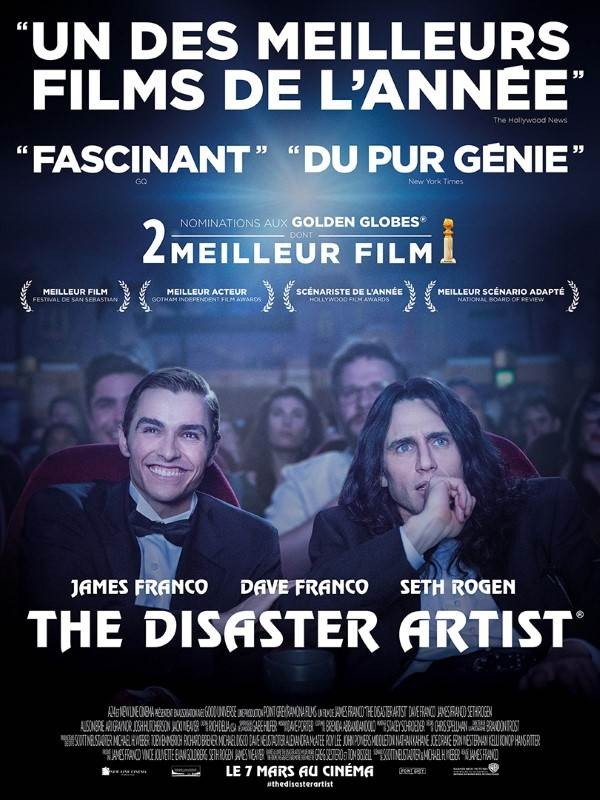The Disaster Artist, Affiche